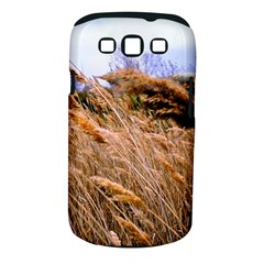 Blowing Prairie Grass Samsung Galaxy S Iii Classic Hardshell Case (pc+silicone)