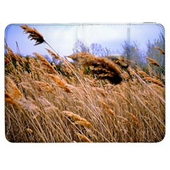 Blowing prairie Grass Samsung Galaxy Tab 7  P1000 Flip Case