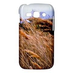 Blowing prairie Grass Samsung Galaxy Ace 3 S7272 Hardshell Case