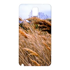 Blowing prairie Grass Samsung Galaxy Note 3 N9005 Hardshell Back Case