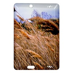 Blowing Prairie Grass Kindle Fire Hd (2013) Hardshell Case