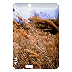 Blowing prairie Grass Kindle Fire HDX Hardshell Case