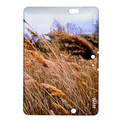Blowing Prairie Grass Kindle Fire Hdx 8 9  Hardshell Case