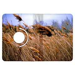 Blowing prairie Grass Kindle Fire HDX Flip 360 Case