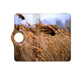 Blowing prairie Grass Kindle Fire HDX 8.9  Flip 360 Case