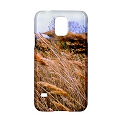 Blowing prairie Grass Samsung Galaxy S5 Hardshell Case