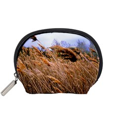 Blowing prairie Grass Accessory Pouch (Small)