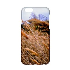 Blowing Prairie Grass Apple Iphone 6 Hardshell Case