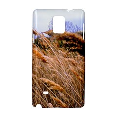 Blowing Prairie Grass Samsung Galaxy Note 4 Hardshell Case