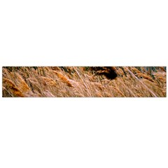 Blowing prairie Grass Flano Scarf (Large)