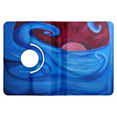 Blown Ocean Waves Kindle Fire HDX Flip 360 Case
