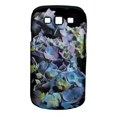 Blue And Purple Hydrangea Group Samsung Galaxy S Iii Classic Hardshell Case (pc+silicone)