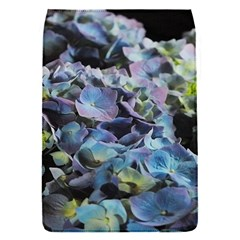 Blue And Purple Hydrangea Group Removable Flap Cover (small)