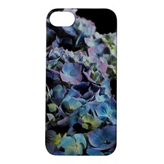 Blue And Purple Hydrangea Group Apple Iphone 5s Hardshell Case