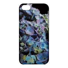 Blue And Purple Hydrangea Group Apple Iphone 5c Hardshell Case
