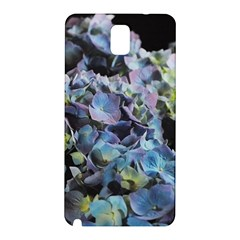 Blue and Purple Hydrangea Group Samsung Galaxy Note 3 N9005 Hardshell Back Case