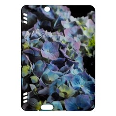 Blue and Purple Hydrangea Group Kindle Fire HDX Hardshell Case
