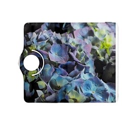 Blue and Purple Hydrangea Group Kindle Fire HDX 8.9  Flip 360 Case