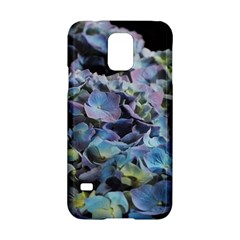 Blue and Purple Hydrangea Group Samsung Galaxy S5 Hardshell Case