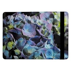 Blue and Purple Hydrangea Group Samsung Galaxy Tab Pro 12.2  Flip Case