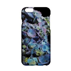 Blue and Purple Hydrangea Group Apple iPhone 6 Hardshell Case