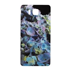 Blue and Purple Hydrangea Group Samsung Galaxy Alpha Hardshell Back Case