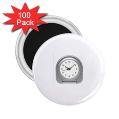 Alarm 2 25  Button Magnet (100 Pack)