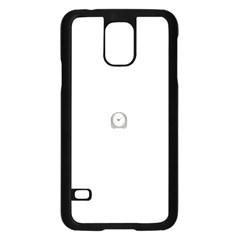 Alarm Samsung Galaxy S5 Case (black)