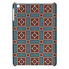 Squares Rectangles And Other Shapes Pattern Apple Ipad Mini Hardshell Case