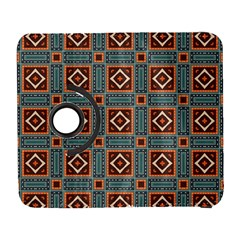 Squares rectangles and other shapes pattern Samsung Galaxy S  III Flip 360 Case