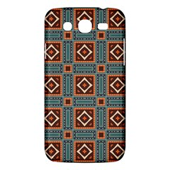 Squares Rectangles And Other Shapes Pattern Samsung Galaxy Mega 5 8 I9152 Hardshell Case