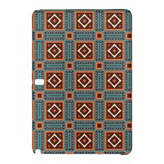Squares rectangles and other shapes pattern Samsung Galaxy Tab Pro 10.1 Hardshell Case