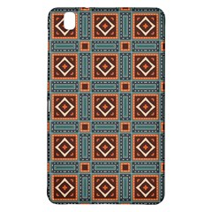 Squares Rectangles And Other Shapes Pattern Samsung Galaxy Tab Pro 8 4 Hardshell Case