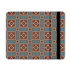 Squares rectangles and other shapes pattern Samsung Galaxy Tab Pro 8.4  Flip Case