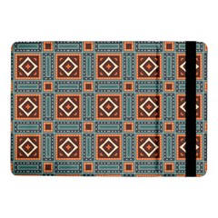 Squares rectangles and other shapes pattern Samsung Galaxy Tab Pro 10.1  Flip Case