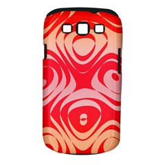 Gradient Shapes Samsung Galaxy S Iii Classic Hardshell Case (pc+silicone)