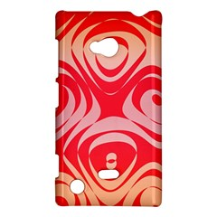 Gradient Shapes Nokia Lumia 720 Hardshell Case