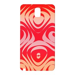 Gradient shapes Samsung Galaxy Note 3 N9005 Hardshell Back Case