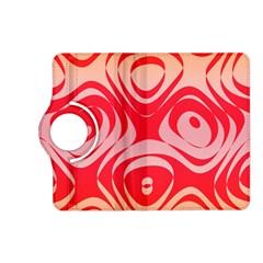 Gradient shapes Kindle Fire HD (2013) Flip 360 Case
