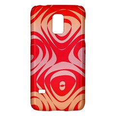 Gradient Shapes Samsung Galaxy S5 Mini Hardshell Case