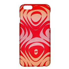 Gradient shapes Apple iPhone 6 Plus Hardshell Case