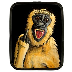 Monkey Bastard Netbook Sleeve (large)