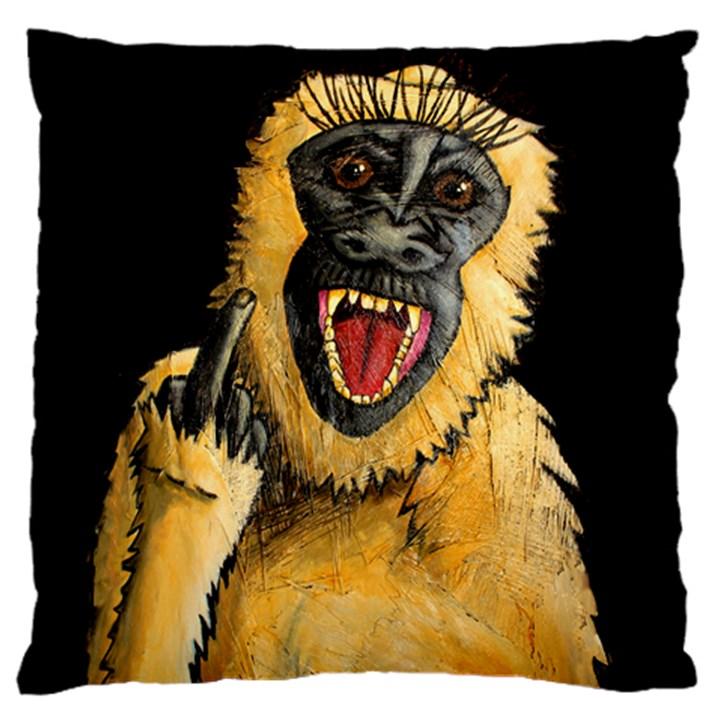 Monkey Bastard Standard Flano Cushion Case (Two Sides)