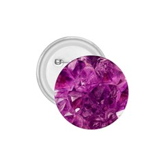 Amethyst Stone Of Healing 1 75  Button