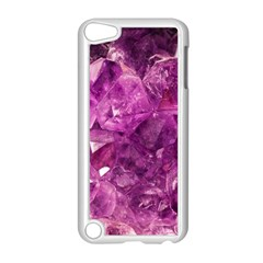 Amethyst Stone Of Healing Apple Ipod Touch 5 Case (white)