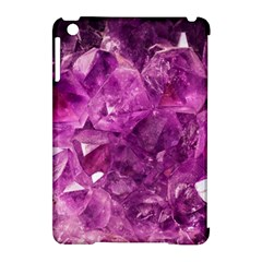 Amethyst Stone Of Healing Apple Ipad Mini Hardshell Case (compatible With Smart Cover)
