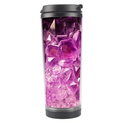 Amethyst Stone Of Healing Travel Tumbler