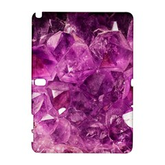 Amethyst Stone Of Healing Samsung Galaxy Note 10.1 (P600) Hardshell Case