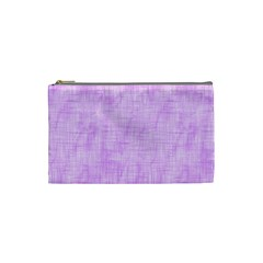 Hidden Pain In Purple Cosmetic Bag (small)