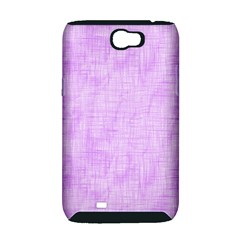 Hidden Pain In Purple Samsung Galaxy Note 2 Hardshell Case (PC+Silicone)